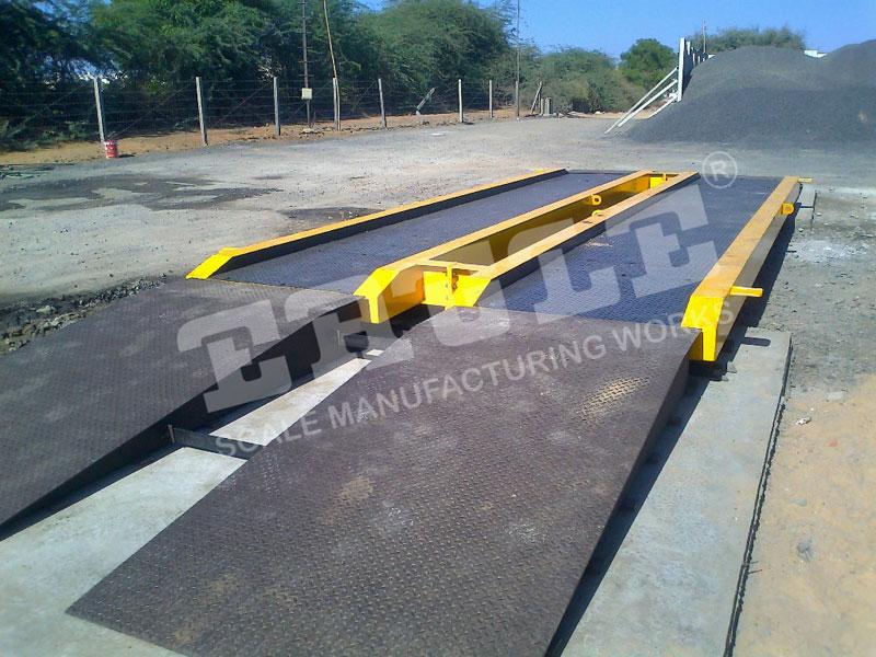 Mobile Weighbridge Foundationless Movable Weighbridge